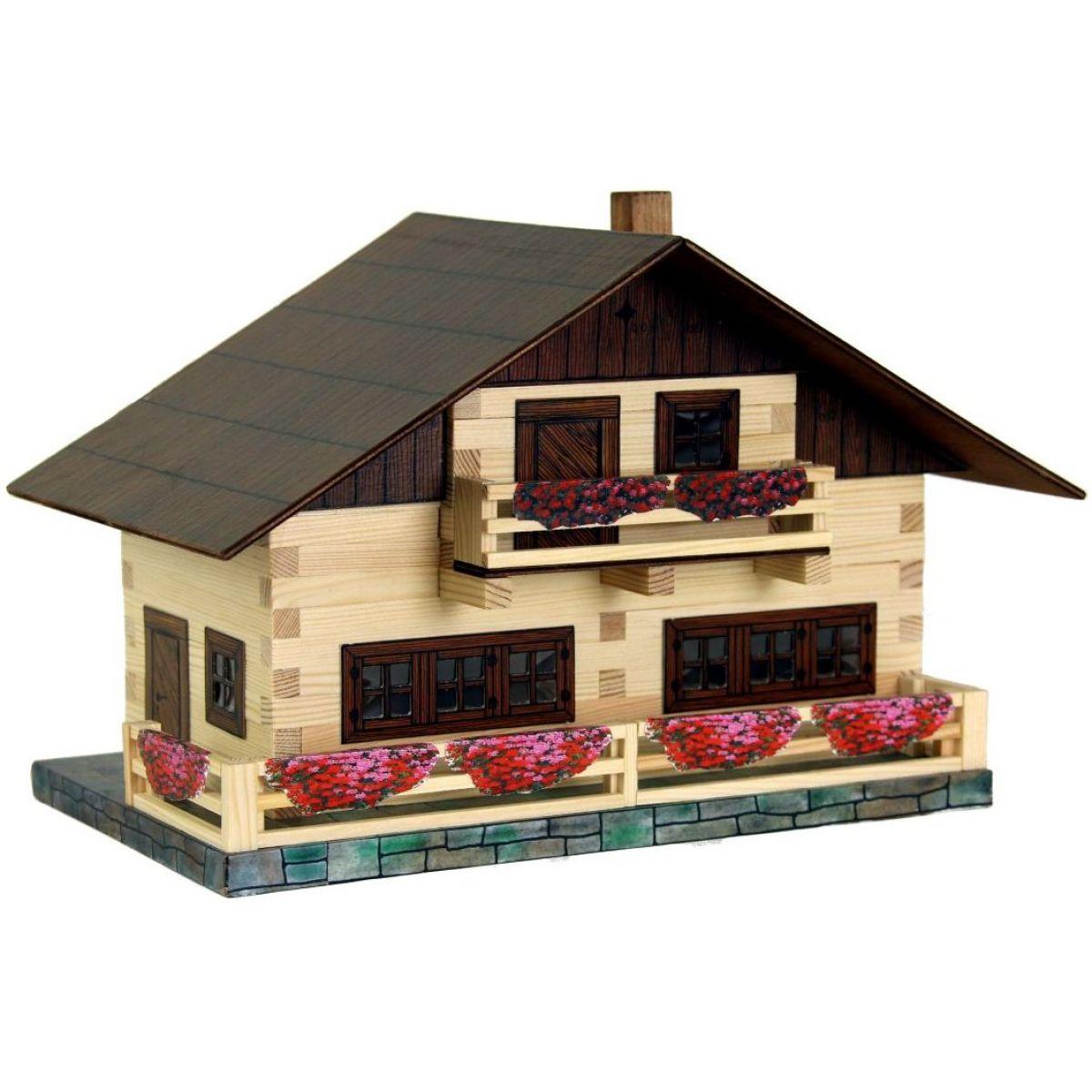 Walachia 43 Alpský dom