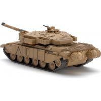 Waltersons R/C Tank British MBT Challenger 1 Desert Yell 1/72 2
