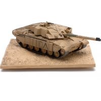 Waltersons R/C Tank British MBT Challenger 1 Desert Yell 1/72 4