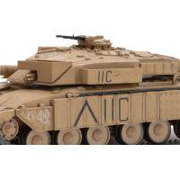 Waltersons R/C Tank British MBT Challenger 1 Desert Yell 1/72 5