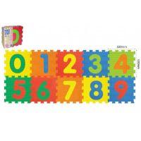 Wiky Penové puzzle Číslice 10ks