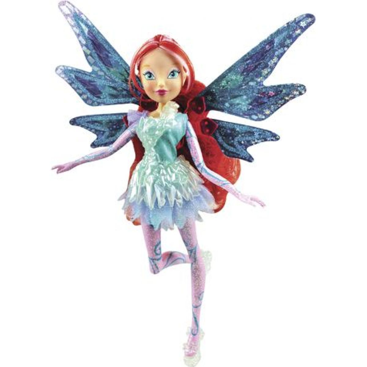 Winx Bábika Tynix Fairy - Bloom