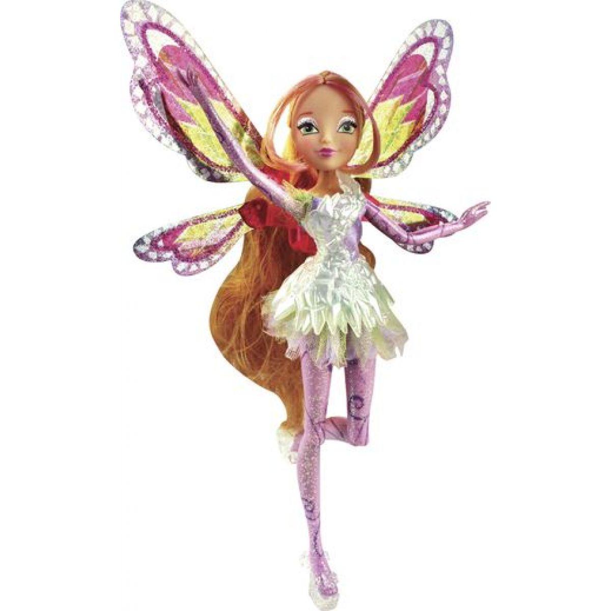 Winx Bábika Tynix Fairy - Flora