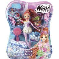 Winx Bábika Tynix Fairy - Flora 2