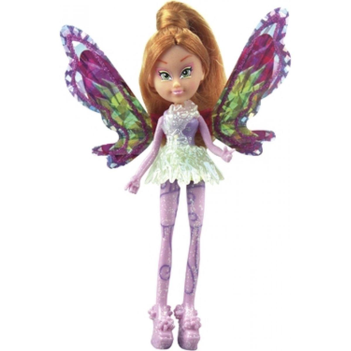 Winx Tynix Mini Dolls Flora