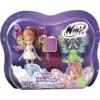 Winx Tynix Mini Dolls Flora 2