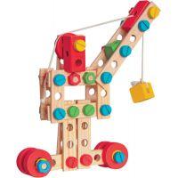 Woody 90895 Constructor v kyblíku 144 dielikov 3