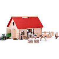 Woody Farma s příslušenstvím a zvířaty Romano