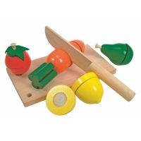 Woody Krájanie ovocie a zeleniny