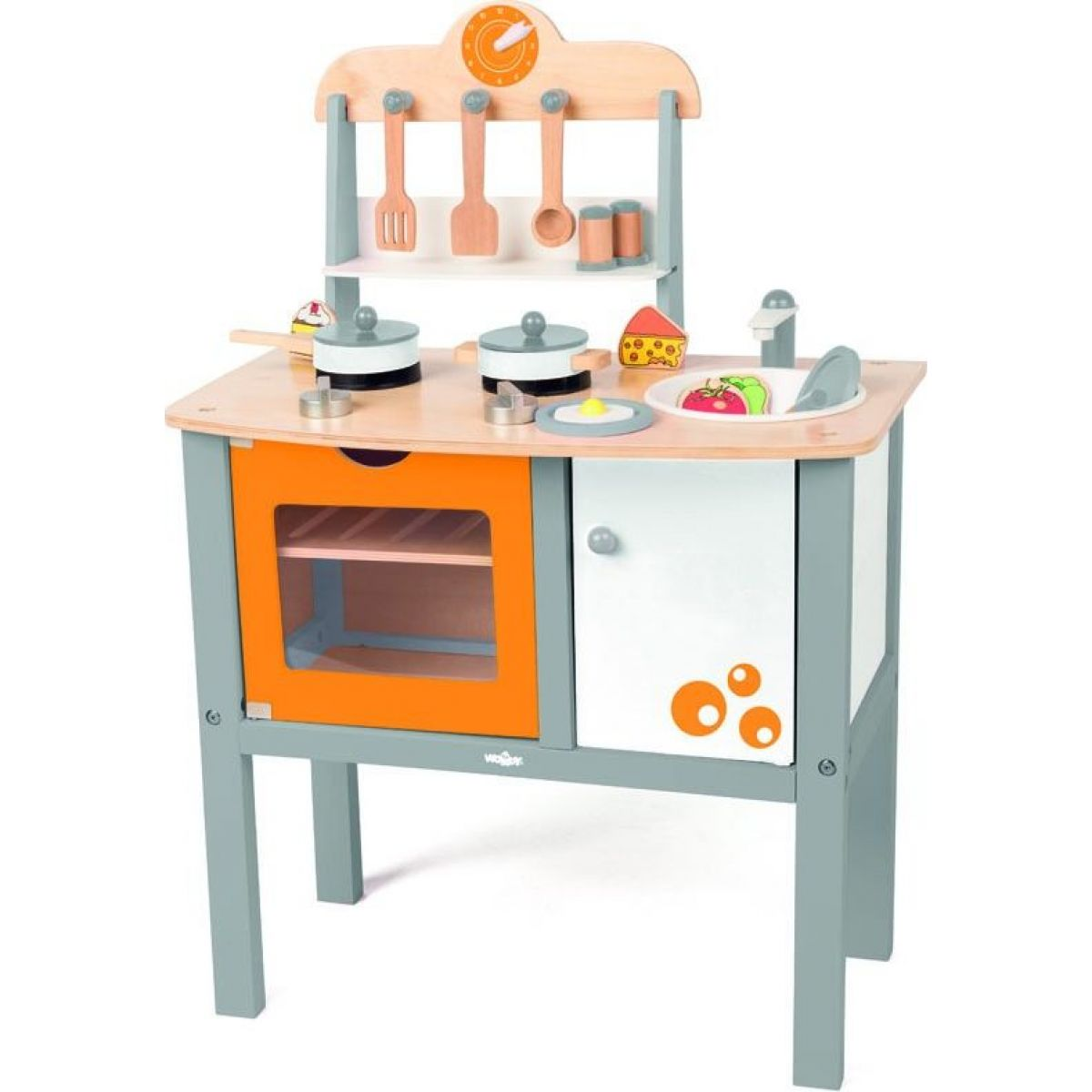 Woody Kuchynka malá Buona cucina