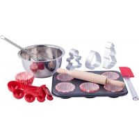 WOODY Kuchynská súprava Pečieme muffiny
