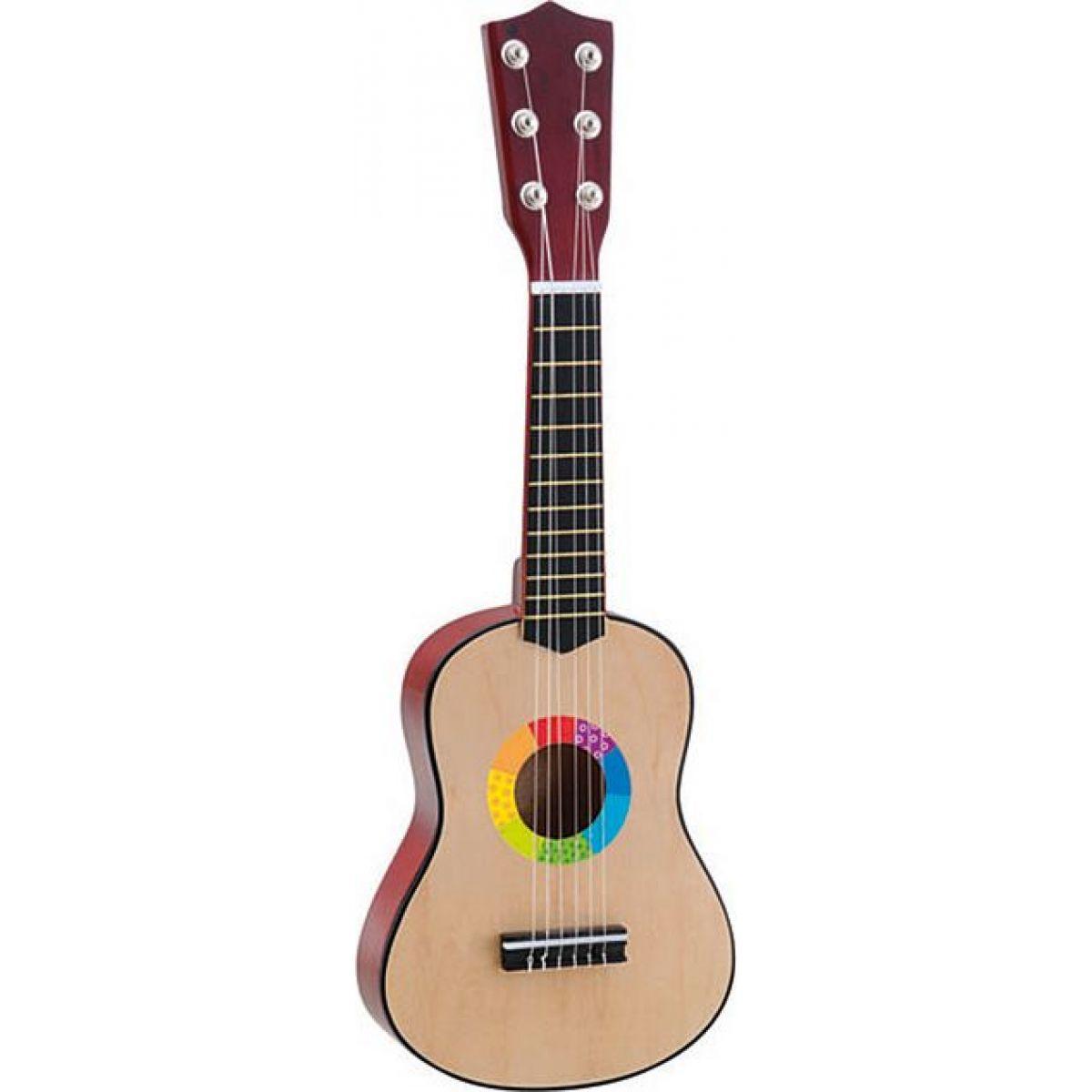 Woody Gitara plastová 52 cm