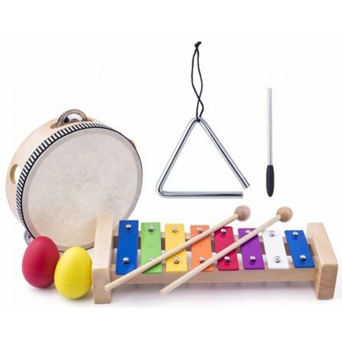 Woody muzikálny set