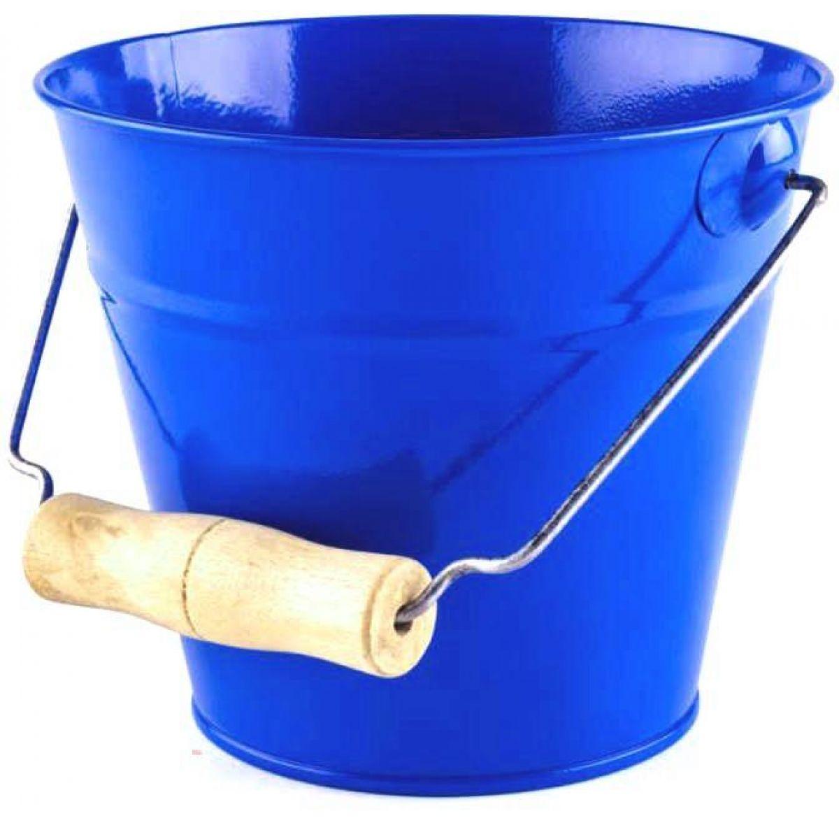 Woody Detský záhradný kýblik modrý