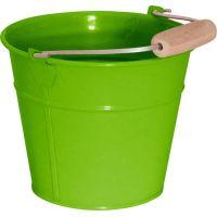 Vedro Woody - zelený, kov