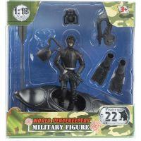 World Peacekeepers Figurka vojáka s doplňky Potapěč 2