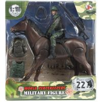 World Peacekeepers vojáka s doplňky Voják na koni 2