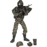 World Peacekeepers Voják 30,5cm Marine NBC Specialist