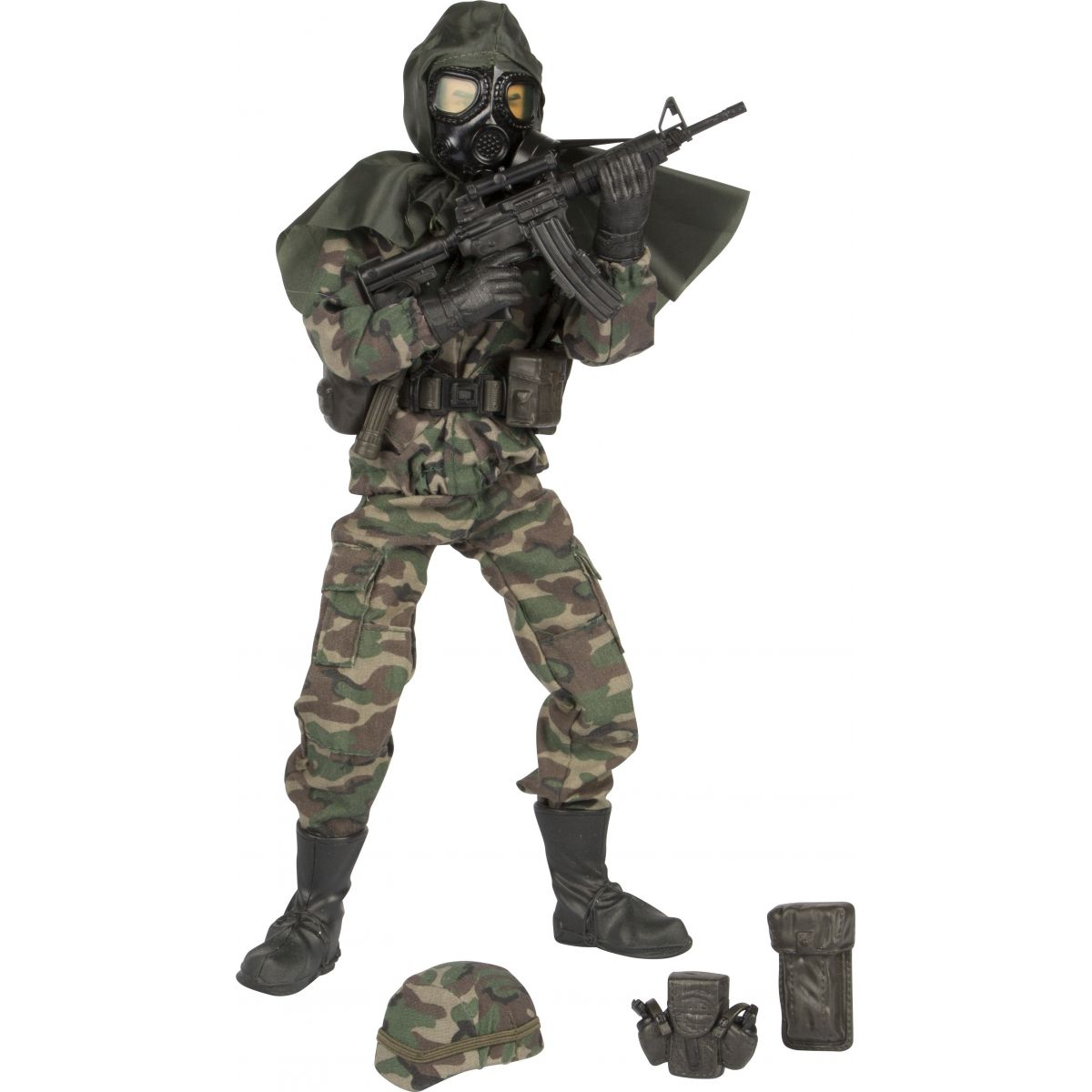 World Peacekeepers Voják 30,5cm Marine NBC Specialist