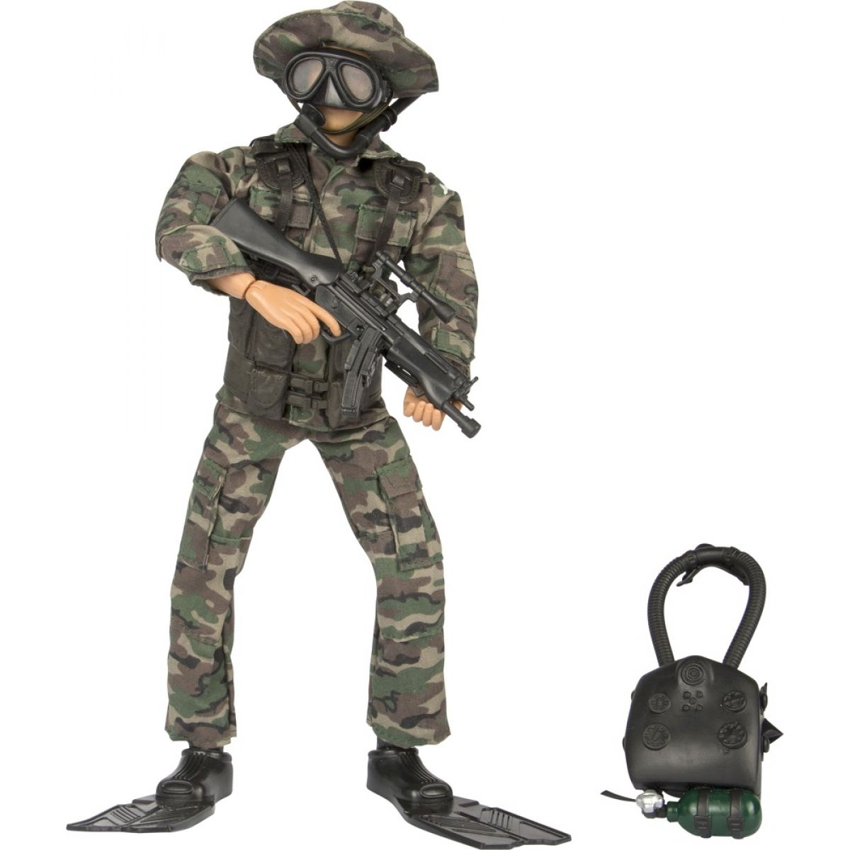 World Peacekeepers Vojak 30,5 cm Navy Seal Special Ops