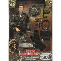 World Peacekeepers Vojak 30,5 cm Navy Seal Special Ops 2