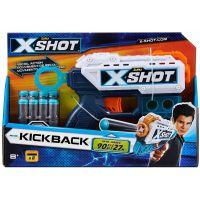 X-Shot Kickback s 8 nábojmi 2