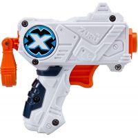 X-Shot Micro 3 plechovky 8 nábojů