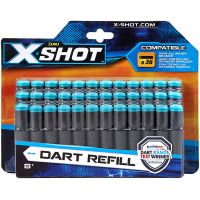 X-Shot náhradní náboje tmavé 36 ks