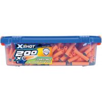 X-Shot sada 200 nábojov v kufríku