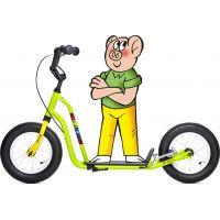 Yedoo Štvorlístok Mini Bobik zelená