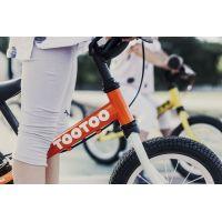 Yedoo Odrážadlo YooToo candypink 5