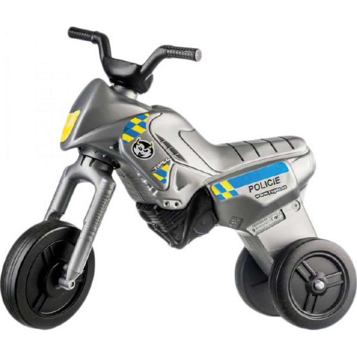 Yupee Odrážadlo Enduro Policie veľké