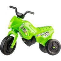 Yupee Odrážadlo Enduro zelené malé
