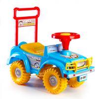 Yupee Odrážadlo auto Jeep modré