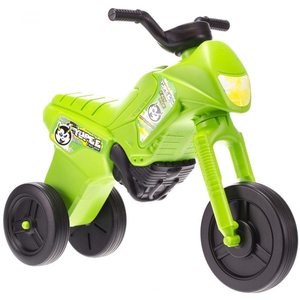 Yupee Odrážadlo veľké Enduro zelené