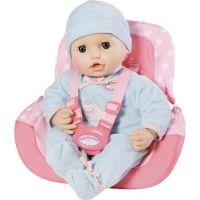 Zapf Creation Baby Annabell Autosedačka 2