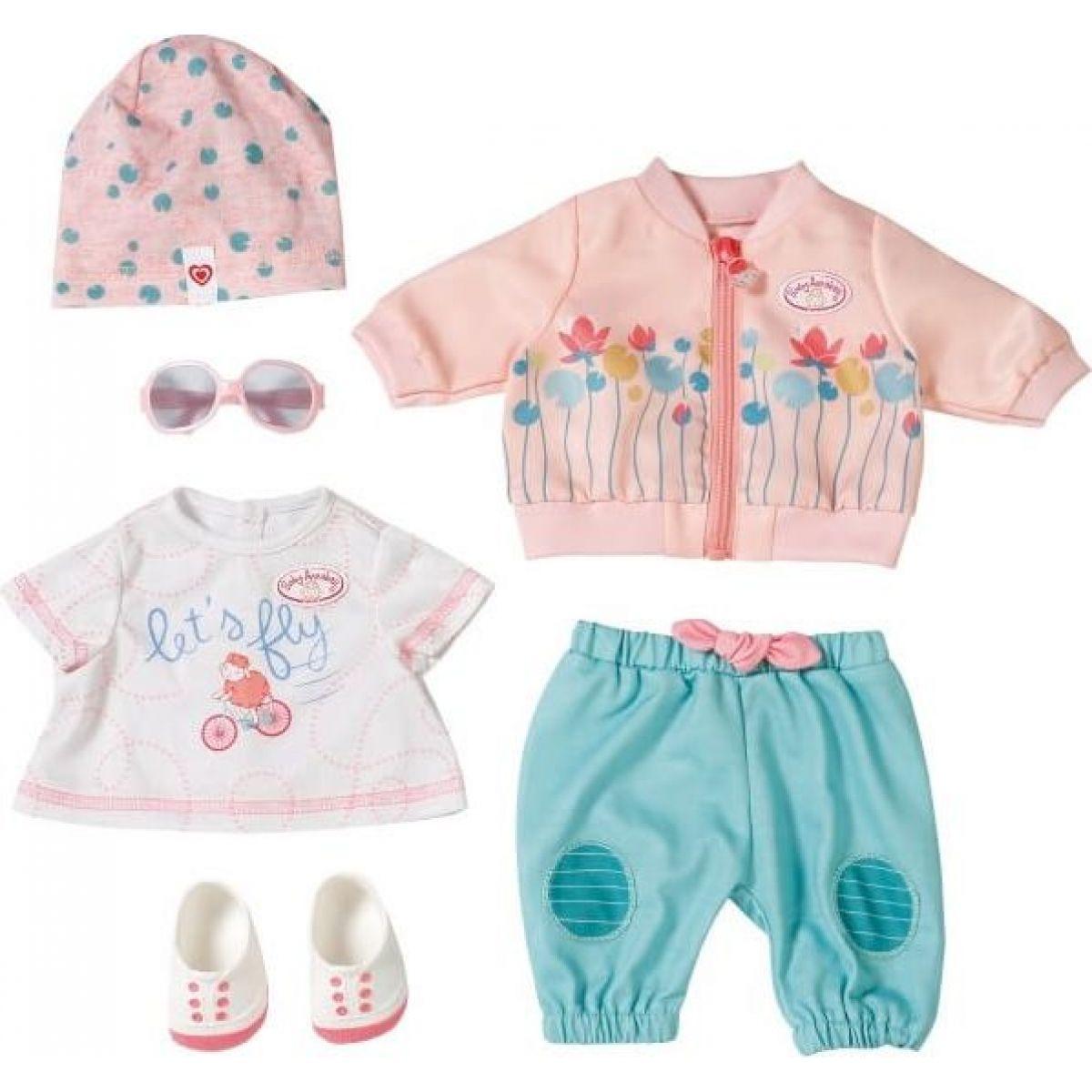 Zapf Creation Baby Annabell Deluxe Oblečenie na šport 43 cm