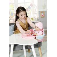 Zapf Creation Baby Annabell Jedálenský stolička s uchytením na stôl Fruits 5