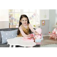 Zapf Creation Baby Annabell Jedálenský stolička s uchytením na stôl Fruits 6