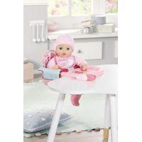 Zapf Creation Baby Annabell Jedálenský stolička s uchytením na stôl Fruits 4