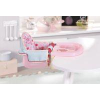 Zapf Creation Baby Annabell Jedálenský stolička s uchytením na stôl Fruits 2