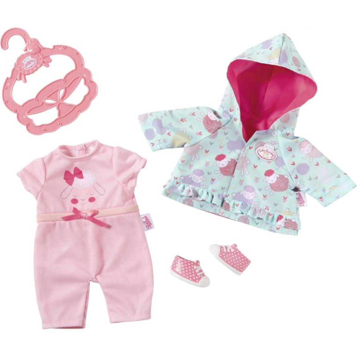 Zapf Creation Baby Annabell Little Oblečenie na hranie 36 cm
