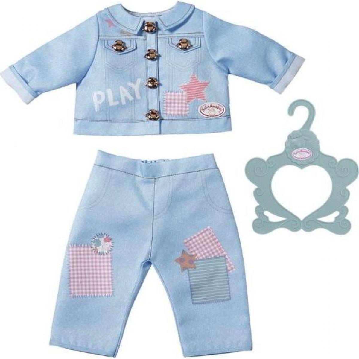 Zapf Creation Baby Annabell Oblečenie 43 cm chlapček