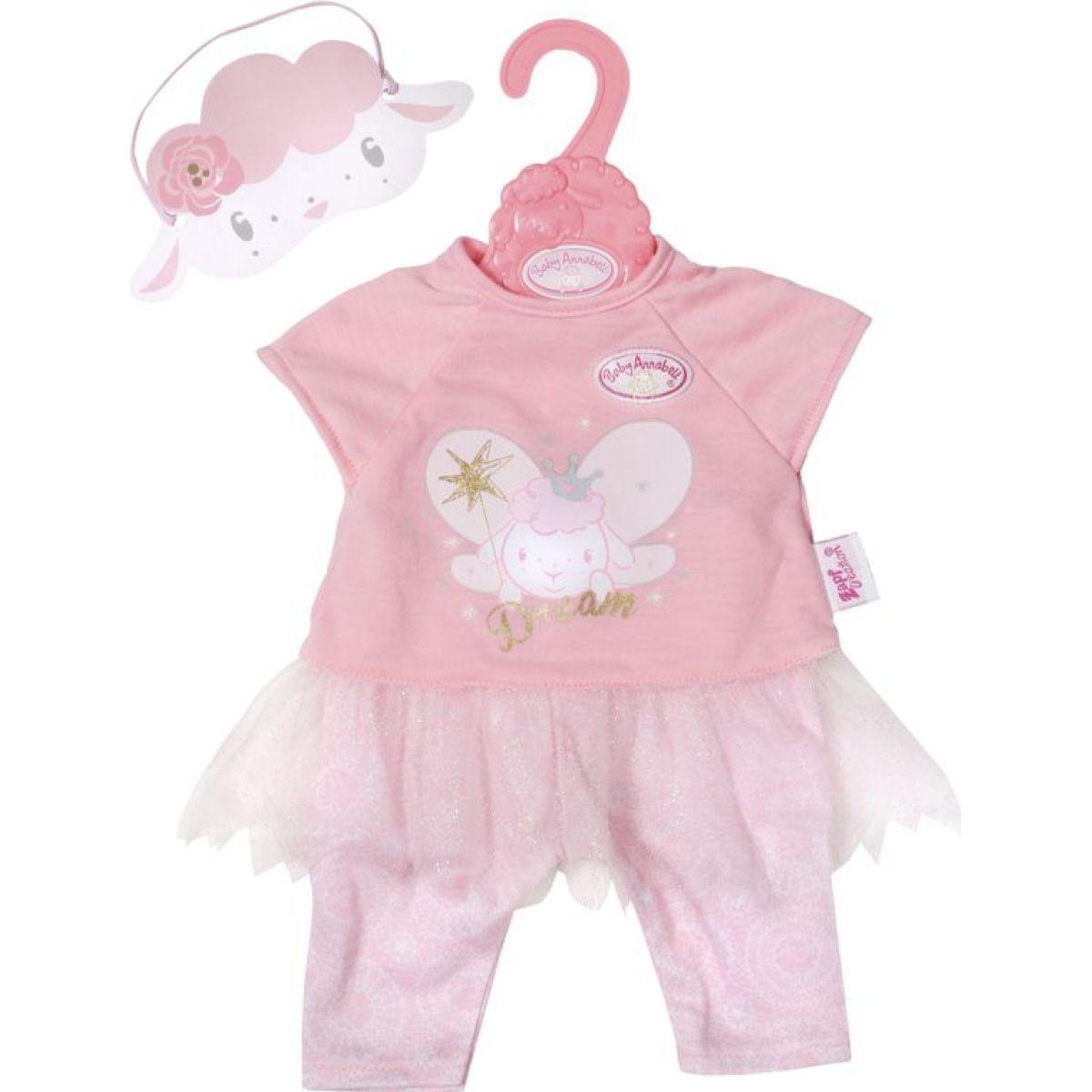Zapf Creation Baby Annabell Rozprávkové oblečenie Sladké sny