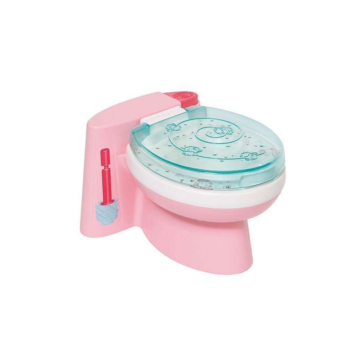 Zapf Creation Baby Annabell Zábavná toaleta