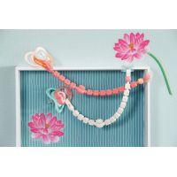Zapf Creation Baby Annabell ® Cumlík s klipom ružový 4