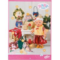 Zapf Creation BABY born Adventní kalendář 2
