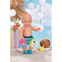 Zapf Creation Baby Born Plavky kraťasy 43 cm farebné 2