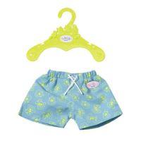 Zapf Creation Baby Born Plavky kraťasy Světle modré