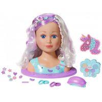 Zapf Creation Baby Born Pohádková Česaci hlava a Make up Starší sestřička